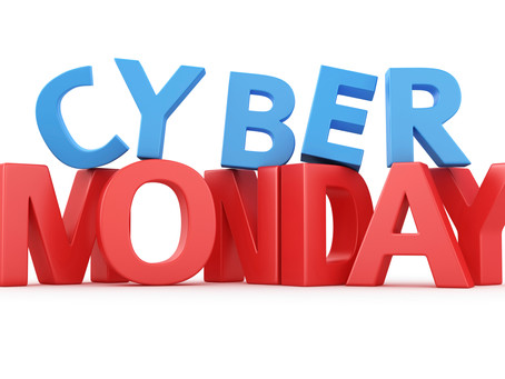 It's Cyber Monday - Get Some Deals