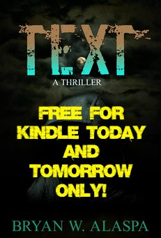 TEXT Is FREE for Kindle Today & Tomorrow