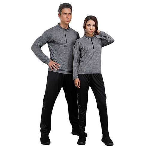 Sports Wear Long Sleeves  Mens/Women Compression Gym Shirt  Sports Track Suits