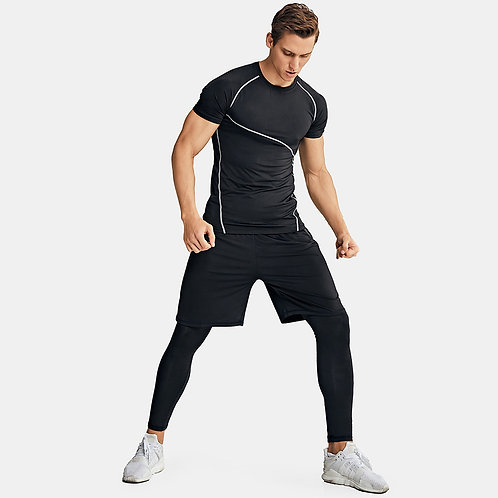 Yoga Suit Sport Activewear Clothes Wear Yoga for Men