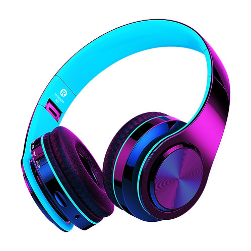 5.0 Gaming Headset Wireless Earphone Bluetooth With Mic