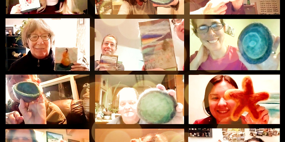 Craft Night Drop-in on Zoom!