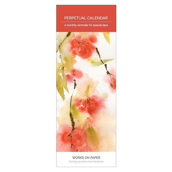 Perpetual Calendar - Works on Paper