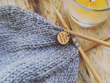What Knitting Taught Me Today