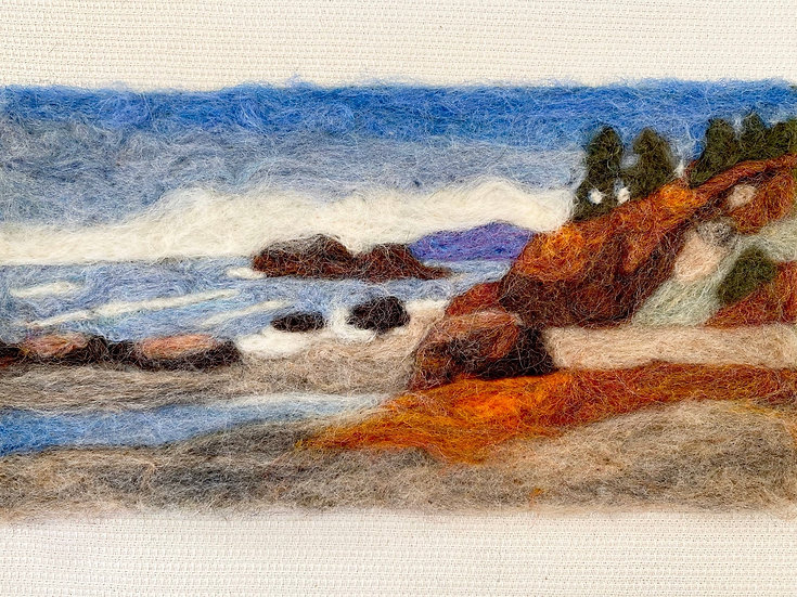 Needle Felting Kit – Moonstone Beach