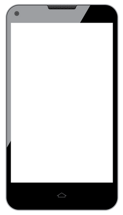 Smart Phone Outline