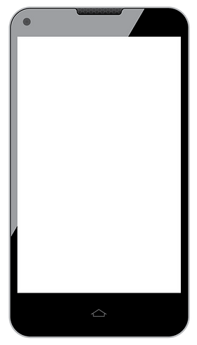 Chytrý telefon Outline