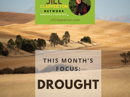 Can Regenerative Agriculture Help Mitigate the Impact of Drought?  Yes!