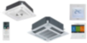 КондиКондиционер Haier кассетного типа