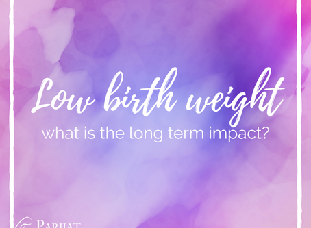 Long Term Impact for Baby Born With Low Birth Weight