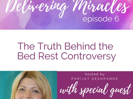 006: Braving Bed Rest with Angela Davids