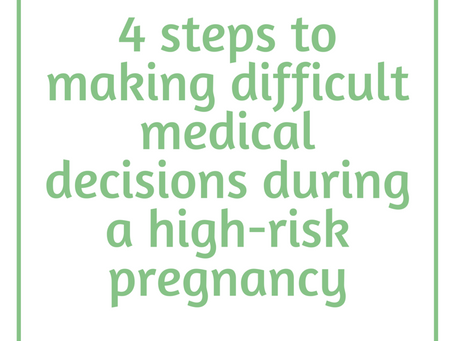 Difficult Medical Decision? 4 Steps to Make the Right Choice