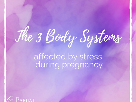 The 3 Body Systems Affected by Stress During Pregnancy