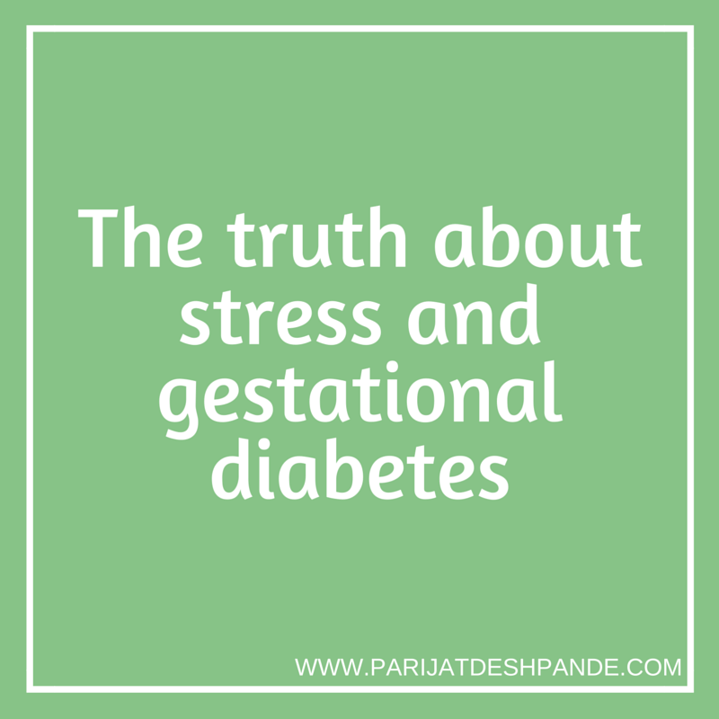 truth about gestational diabetes