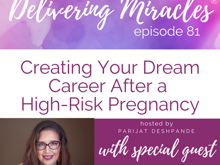 081: Creating Your Dream Career After a High-Risk Pregnancy with Meg Brunson
