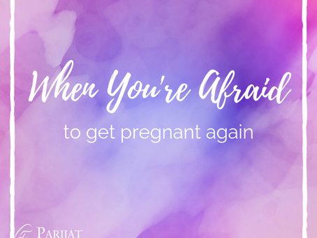 When Getting Pregnant Again Feels Scary