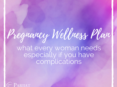 The Plan Every Pregnant Woman Needs to Have and Why