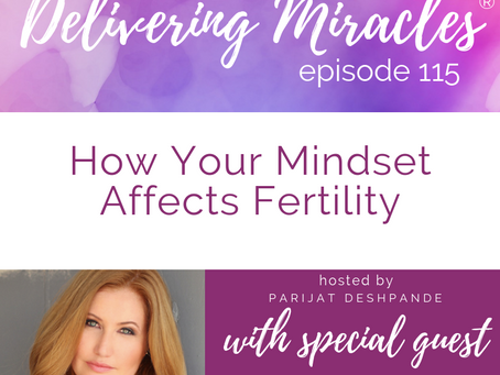 115: How Mindset Affects Fertility