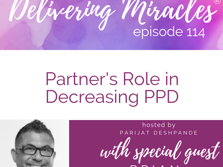 114: Partner's Role in Decreasing Postpartum Depression