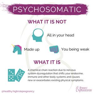 psychosomatic infographic