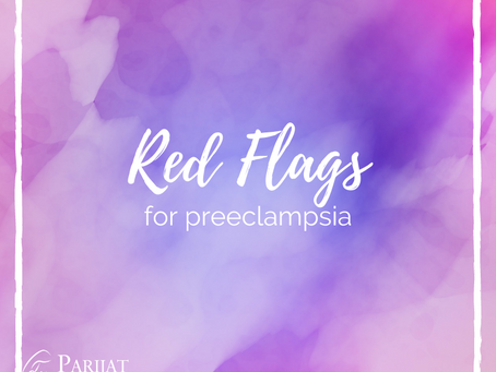 Red Flags for Preeclampsia