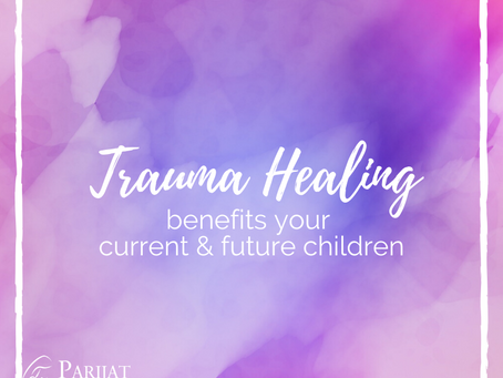 When You Heal from Pregnancy or Birth Trauma, Your Children Benefit