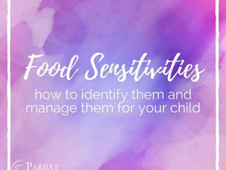 How to manage food sensitivities in your baby (especially if you're breastfeeding)