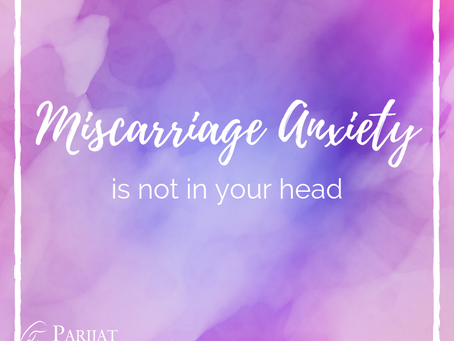 Anxiety About Miscarrying Is Not In Your Head