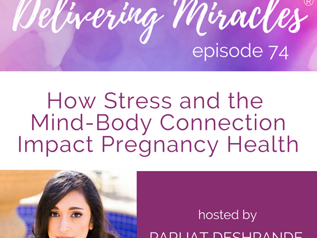 074: How Stress and the Mind-Body Connection Impact Pregnancy Health