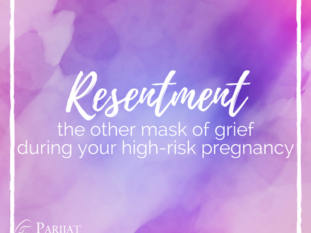 The Other Mask of Grief: Resentment