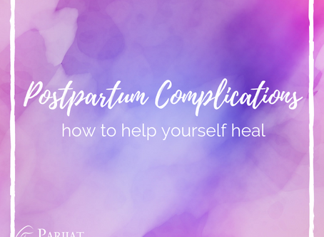 What to Do When You Have Postpartum Complications