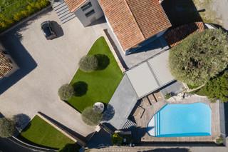 Drone - Villa Mougins