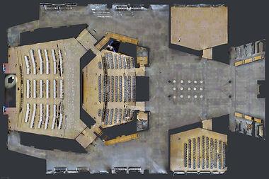 Image du Plan d'étage Haute résolution Matterport Explore En 3D Alpes Maritimes Var Monaco