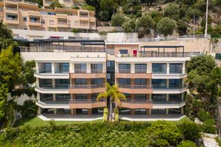 Drone - Résidence Roquebrune Cap Martin