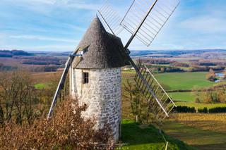 Drone - Moulin