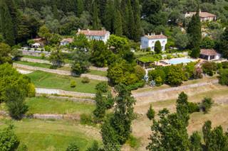 Drone - Villa Grasse
