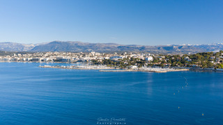 Drone - Cap d'Antibes - Port Gallice