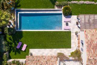 Drone - Villa St Paul de Vence