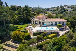 Drone - Villa Super Cannes