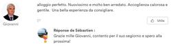 Commentaire de Giovanni