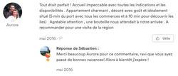 Commentaire d'Aurore