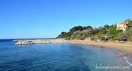 Carqueiranne plage Peno