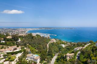 Drone - Super Cannes - Cap D'Antibes