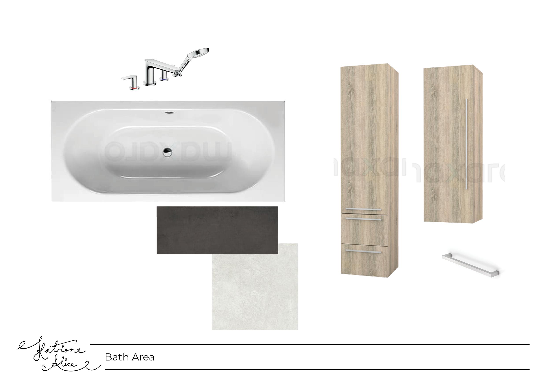 Bathtub and Storage Images