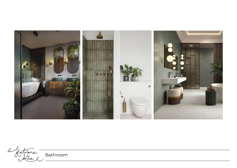 Concept Bathroom