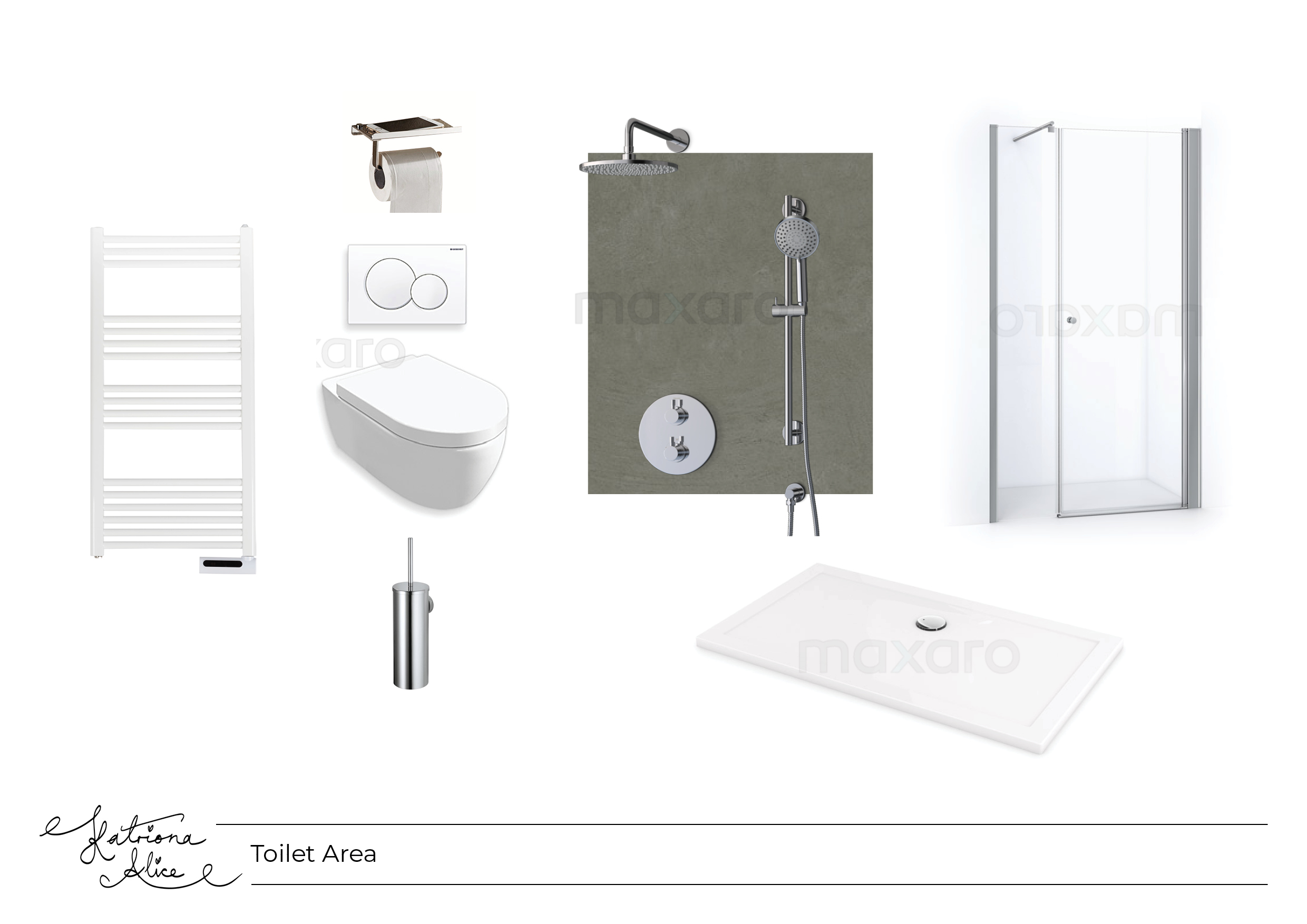 Shower and Toilet Products