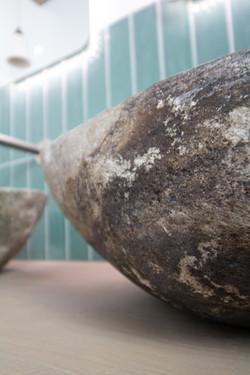 Handmade Indonesian Stone Washbasins