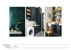 Concept Utility Room, Laundry
