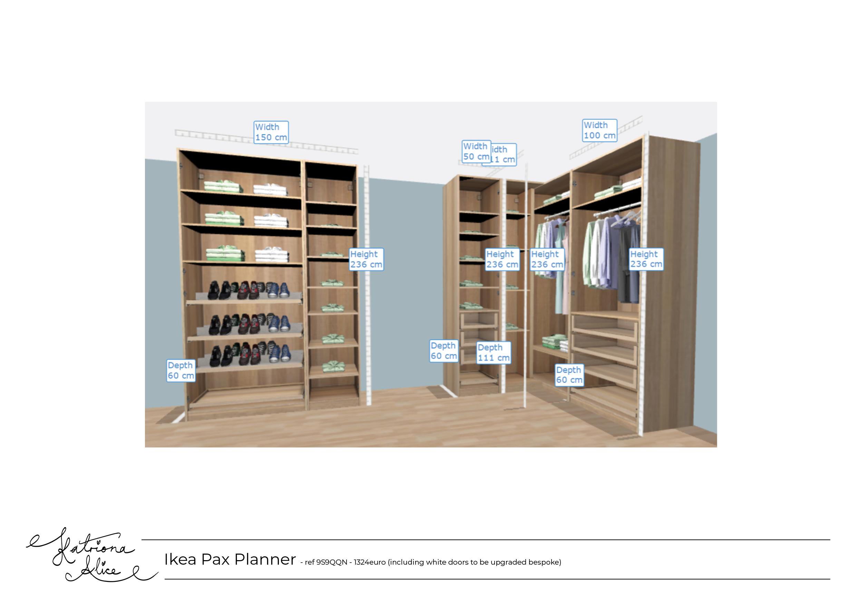 Ikea layout
