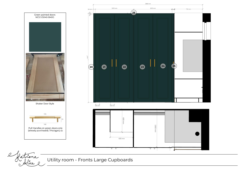 Bespoke Cabinet Design
